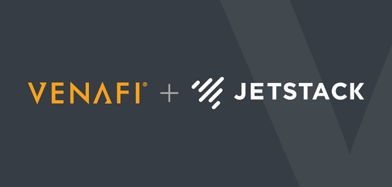 Jetstack and Venafi join forces to bring Machine Identity Protection to the cloud native stack