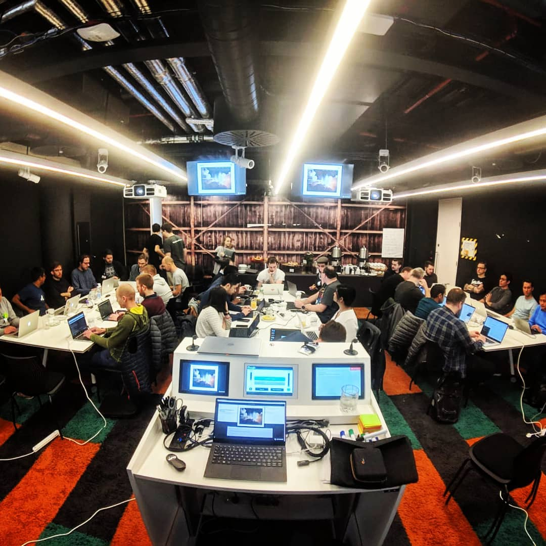 photo from the jetstack instagram account